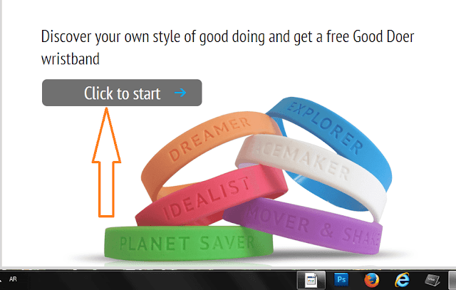Good Doer wristband