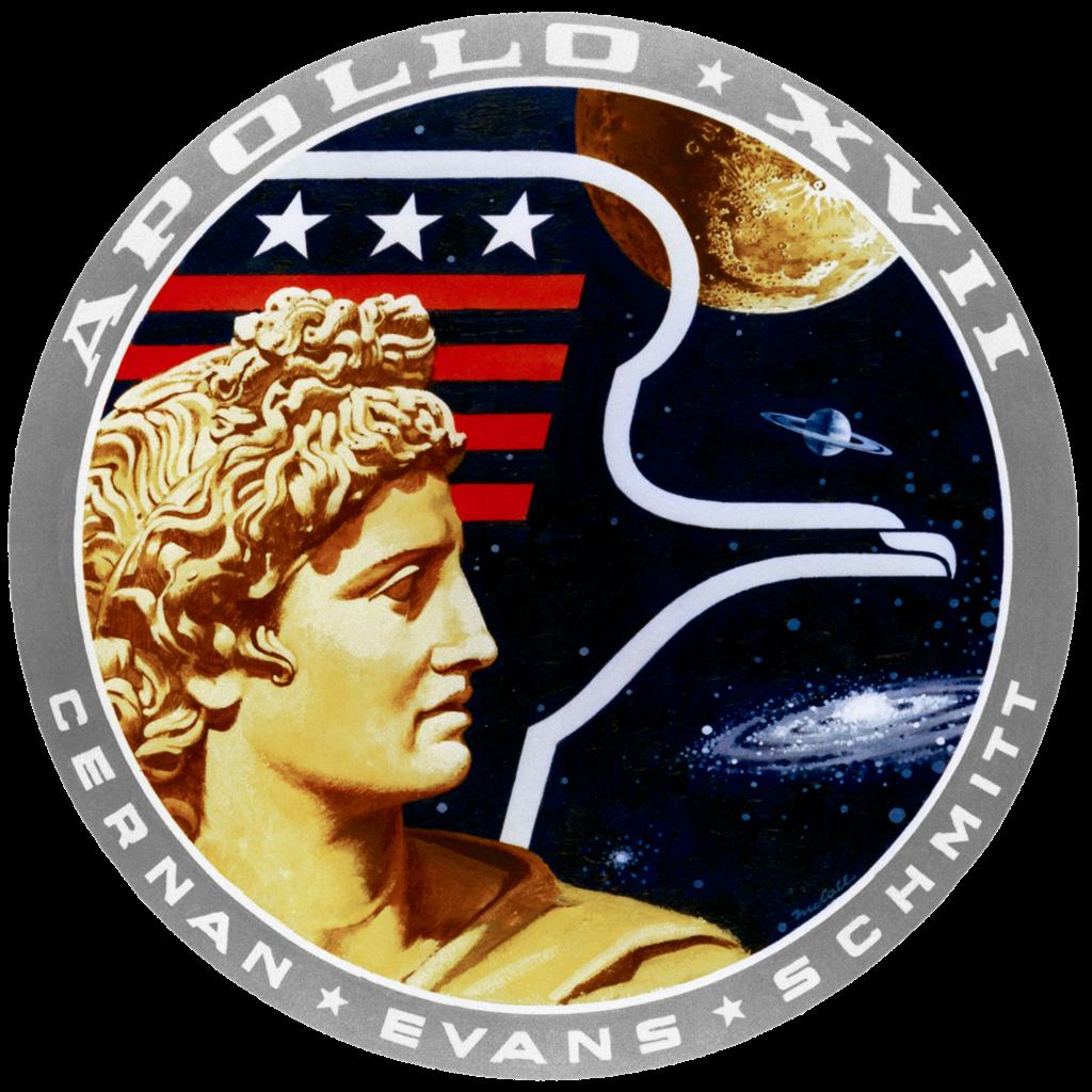 Robert T. McCall/Apollo 17 astronauts