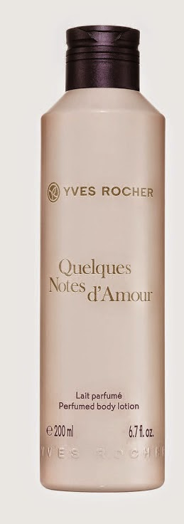 Leche Perfumada de Quelques Notes d'Amour