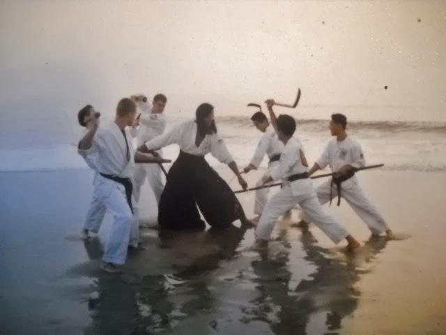 Shinobi Kai, Antonio LaMotta