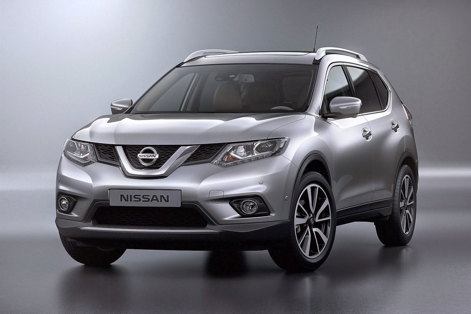 Nissan X-Trail 2016 redesign