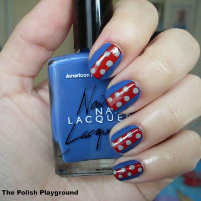 Crumpet's Nail Tarts - Tri Polish Challenge May 1