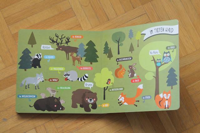 Hallo Tiere Kinderbuch