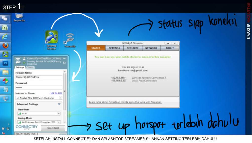 aplikasi mobile yang memungkinkan kamu mengakses komputer laptop