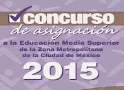 Convocatoria COMIPEMS 2015