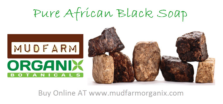 Authentic African Black Soap