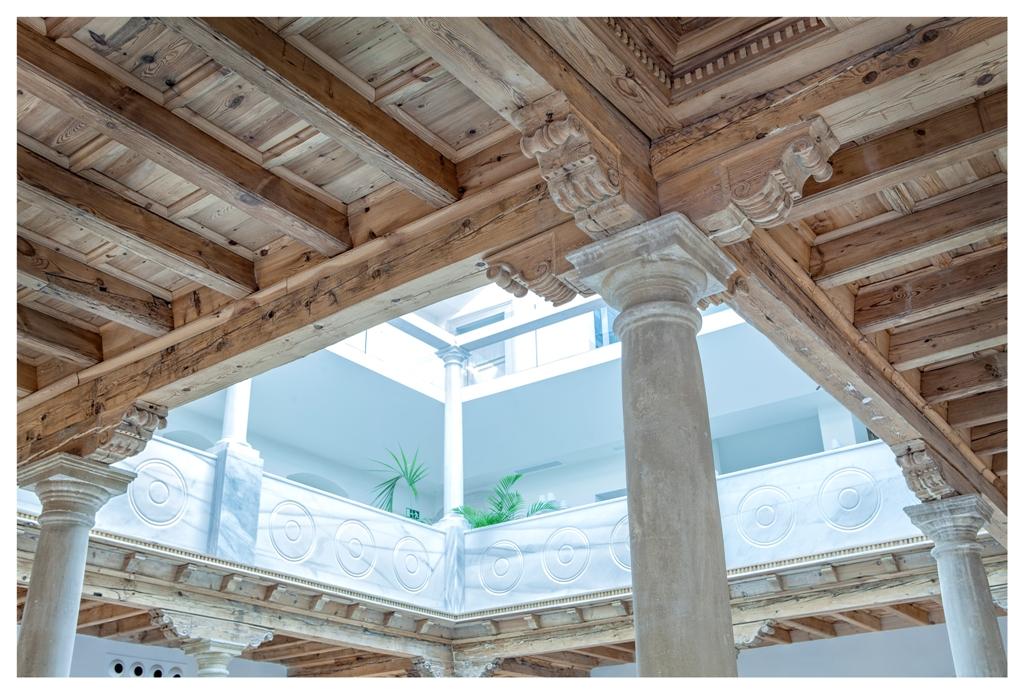 Hotel palacio de ubeda by more more revista dolcevita - Hotel palacio de ubeda ...