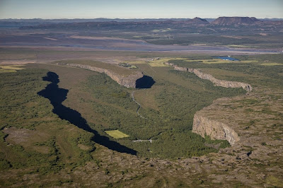Canyon Tapal Kaki Kuda