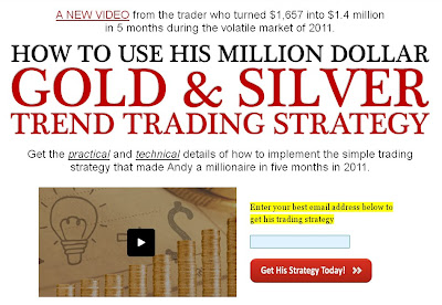Million dollar trading strategy