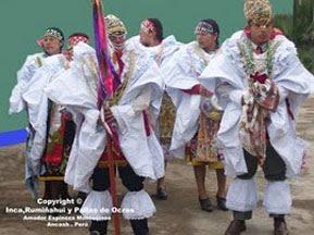 El Rey Inka y Gran guerrero Rumiñahui