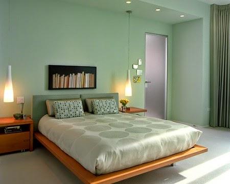 Model Gambar Desain Kamar Tidur Minimalis