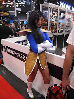 vegeta,female vegeta,cosplayer,cosplay,comic con 2013,october 11th 2013,saturday,sunday,comic con sunday,comic con saturday,new york,nyc,manhattan,jacob javits center,newyork,dbz,dragon ball z,toei animation,akira toriyama,funimation entertainment,madman entertainment,manga entertainment,cartoon network,toonami, ian corlett,peter kelamis,kohei miyauchi,hiroshi masuoka,mike mcfarland,terry klassen,ドラゴンボールZ(ゼット),daisuke