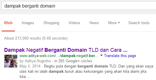 Cara Optimasi Seo Onpage Blog Menggunakan Google+ Plus