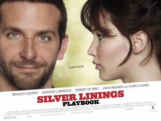 Xem phim Tiểu Thuyết Tình Yêu - The Silver Linings Playbook 2012