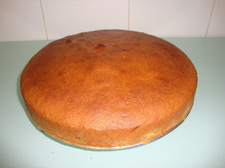 Madeira Sponge Cake
