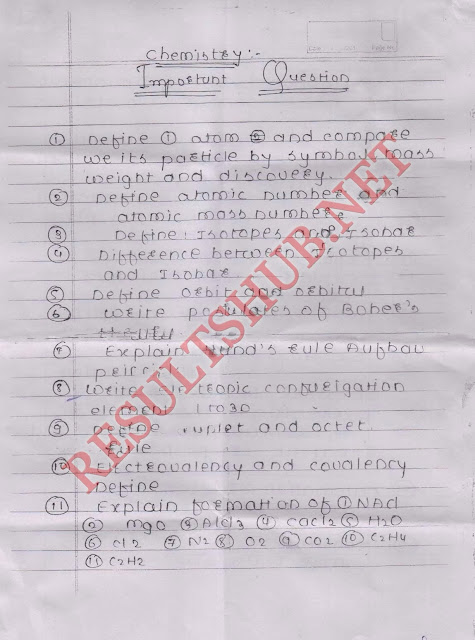 MSBTE-Winter-2013-Exam-chemistry -Paper 2
