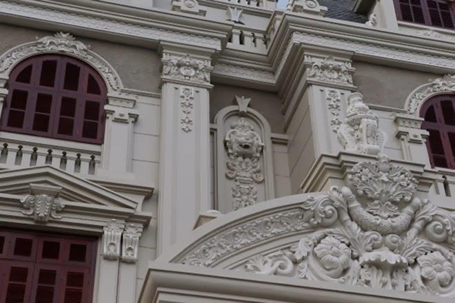 Lâu đài lớn nhất Việt Nam, nhà đẹp, người giàu, Lâu đài ở Hà Nam là của ai, đại gia Phủ Lý Hà Nam, dinh thự bậc nhất Việt Nam, những tòa nhà đẹp nhất Việt Nam, Biệt thự kiến trúc châu Âu