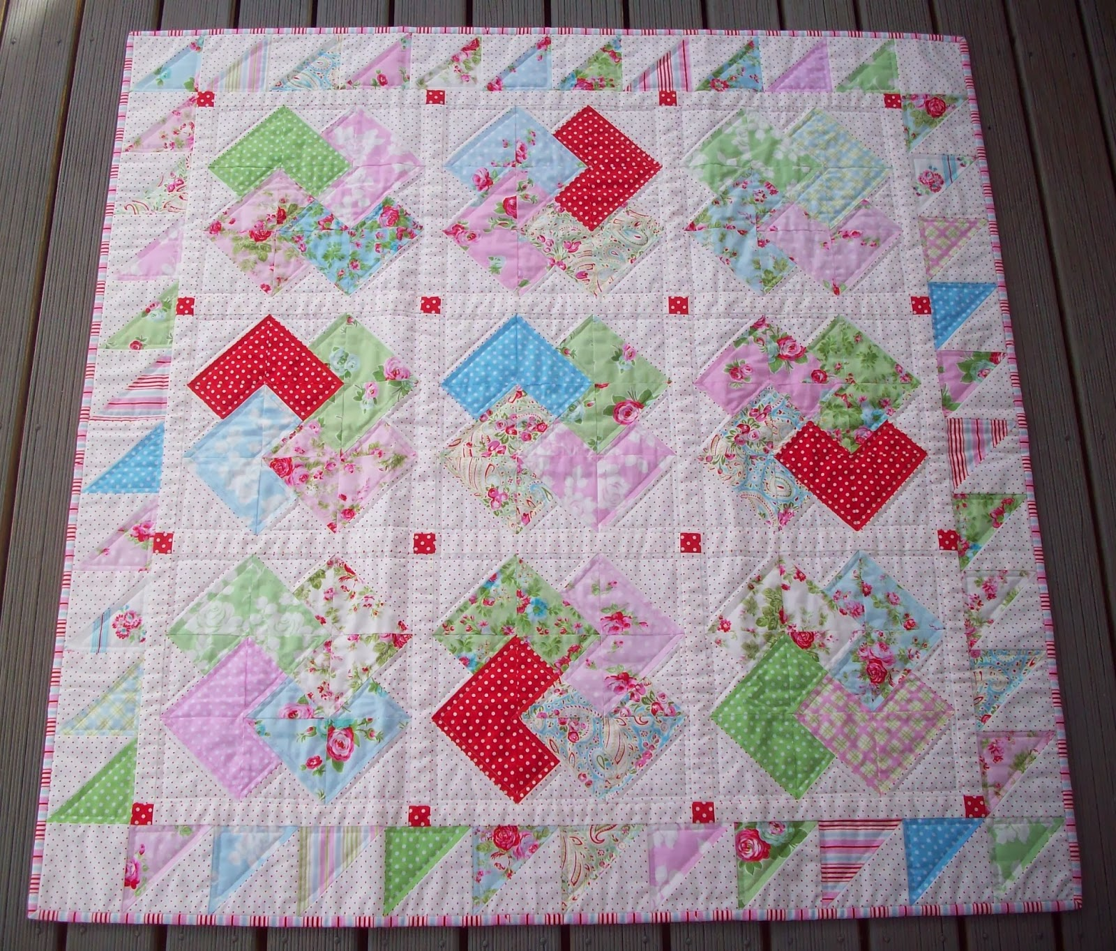 Quilting Pattern Card Trick Block : 1000+ images about Card Trick QUILTS on Pinterest Block of the month, Block patterns and Block ...