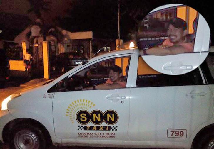 Eric Solarte of SNN Taxi