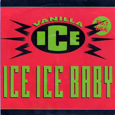 Vanilla Ice – Ice Ice Baby (UK CDS) (1990) (320 kbps)