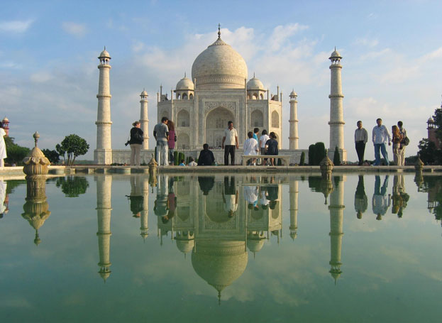 Taj Mahal the Indian excellence