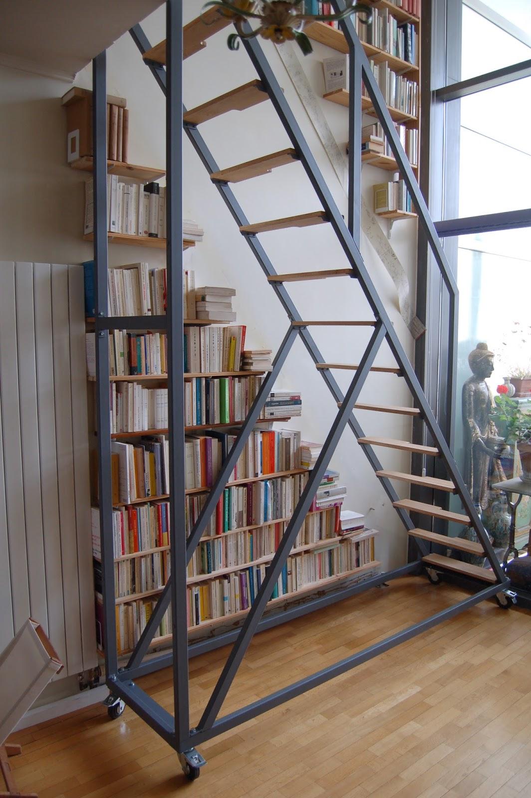 blog de la maison de l 39 imaginarium l 39 ambiance factory 100 sur mesure escalier mobile et. Black Bedroom Furniture Sets. Home Design Ideas