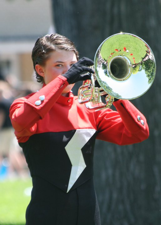 Go Back > Gallery For > Mellophone Player