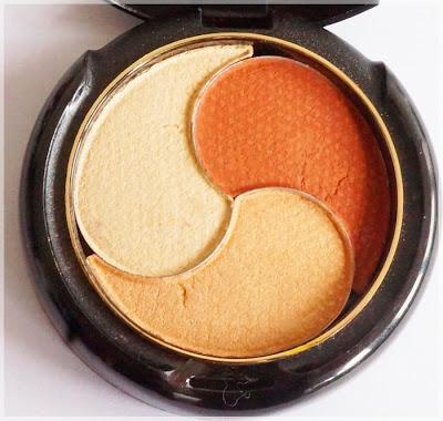 Trio de sombras Anna Lourenzzo Makeup