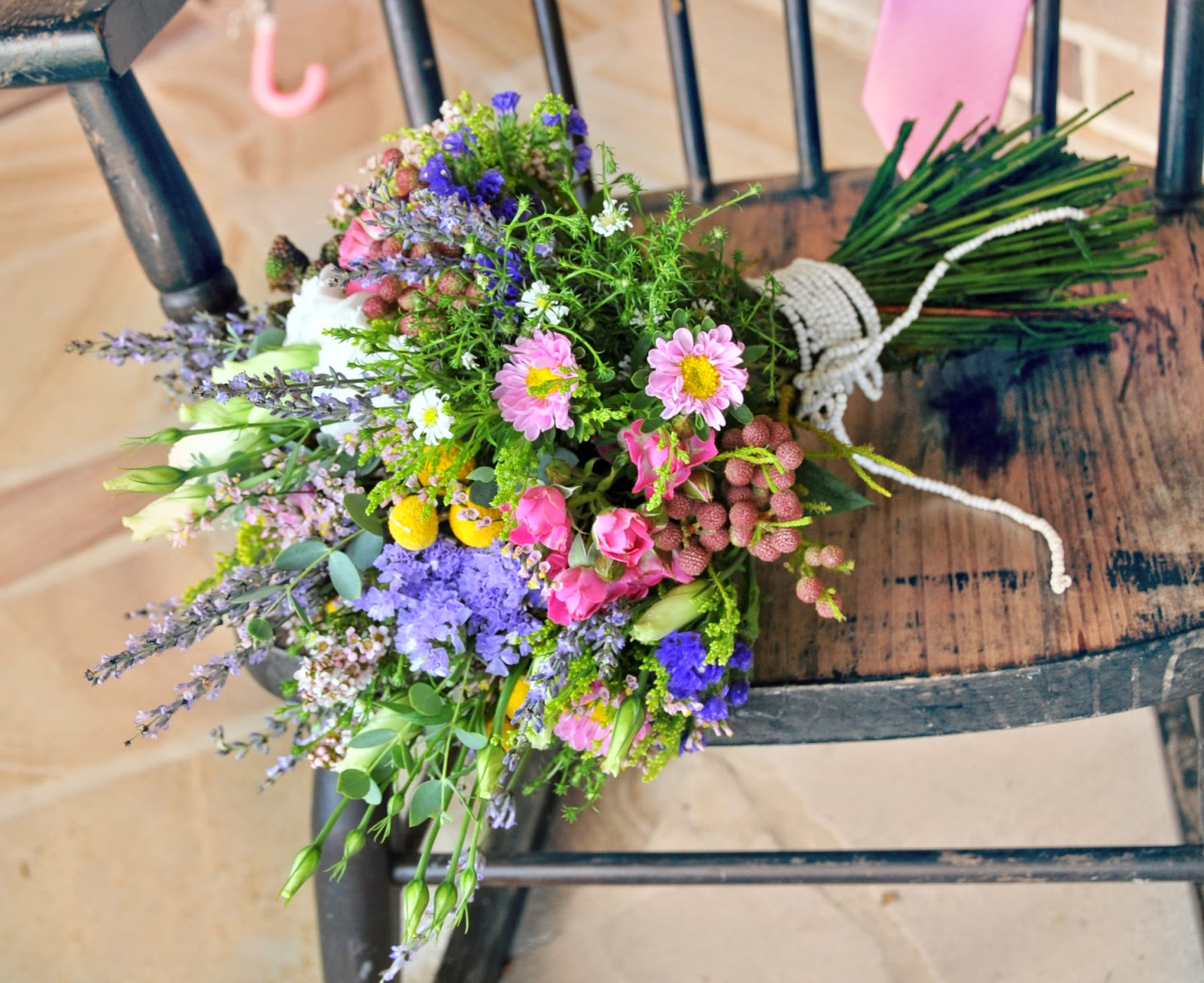 Urban Flower Ty and Sams Wedding Flowers