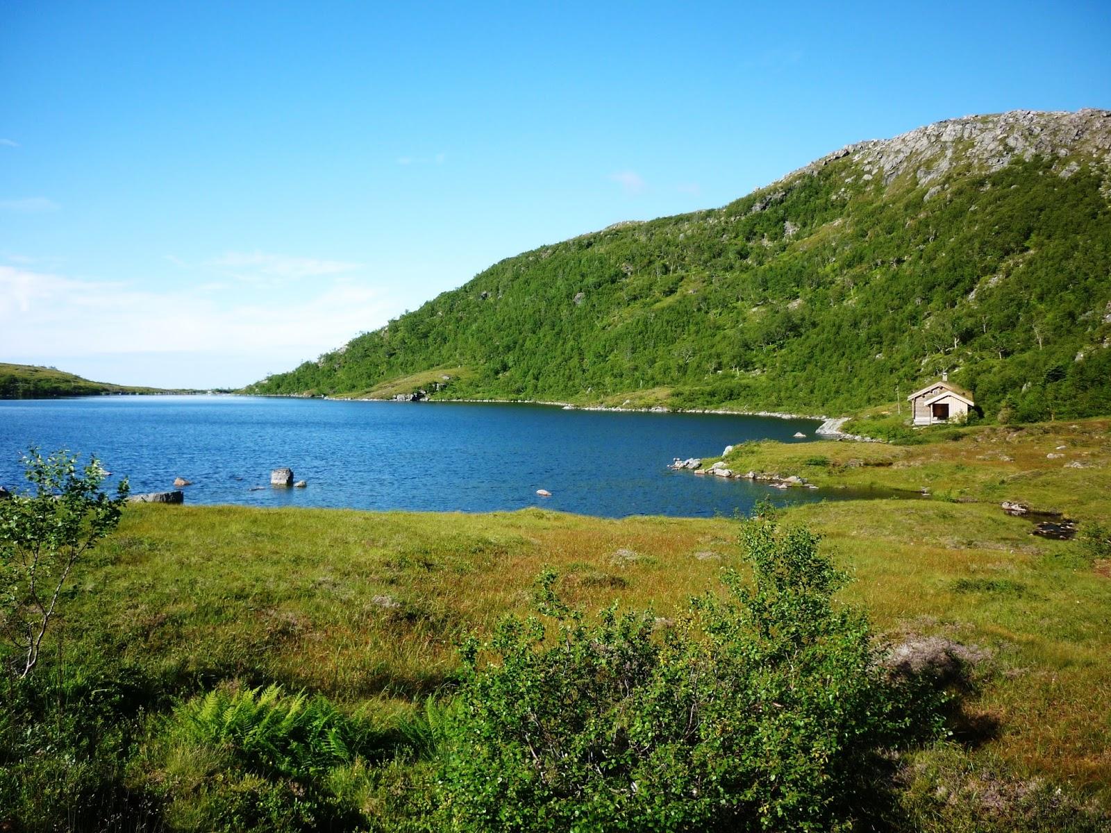 die fjordruta h ttenwandern in norwegen bernachtung und. Black Bedroom Furniture Sets. Home Design Ideas
