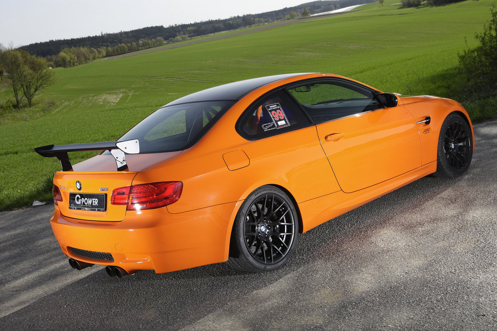 G-POWER presents the world's most powerful BMW M3 GTS with ...