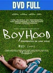 Boyhood DVD Full Español Latino 2014