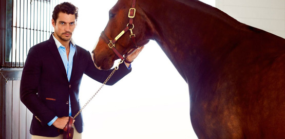 americana hombre Massimo Dutti The Equestrian collection