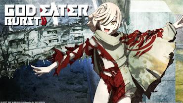 #6 Gods Eater Burst Wallpaper