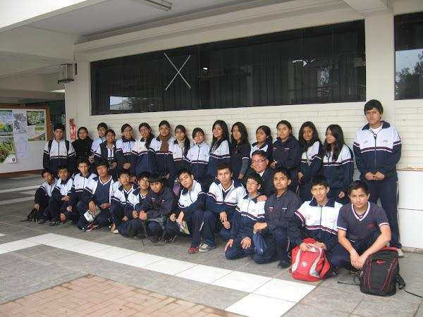VI OLIMPIADA PERUANA DE BIOLOGIA O.P.B. 2011