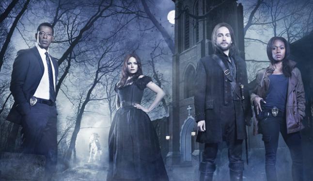 Protagonistas de Sleepy Hollow Capitulo 1x01