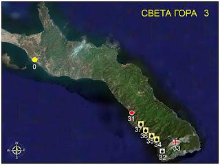 Atos 3 - mapa