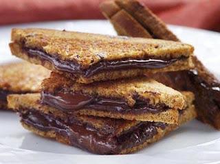 Emparedados de Chocolate
