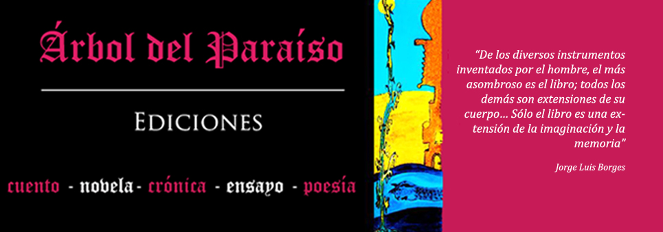 ÁRBOL DEL PARAÍSO EDICIONES