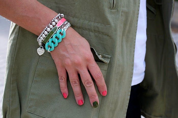 bracciali be chic