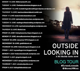 Blog Tour - Michael Wood