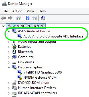 download adb driver installer asus