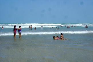 Mais de 200 mil turistas visitaram o litoral piauiense, diz Setur
