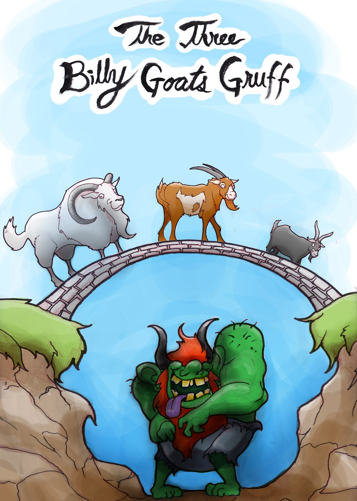 Worksheet Three Billy Goats Gruff Story pin by myth witch on three billy goats gruff pinterest