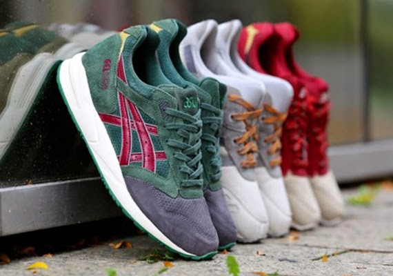 Asics Gel Christmas Pack