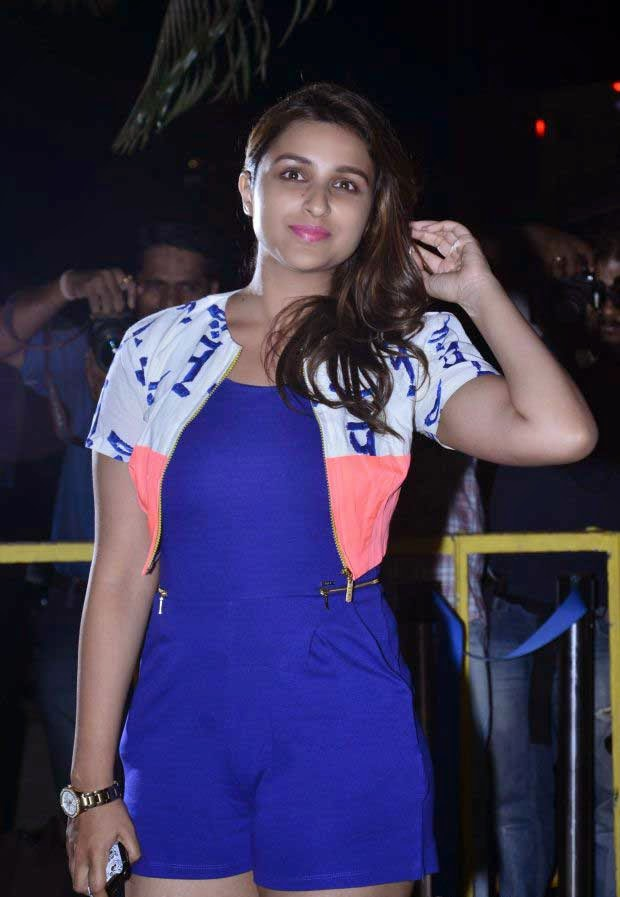 Parineeti Chopra at Karan Johar Birthday party