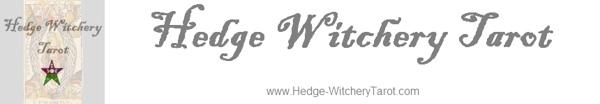 Hedge-Witchery Tarot