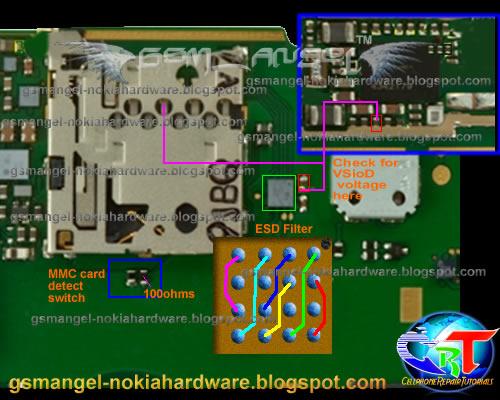 Nokia 5130 Mmc Problem Solution