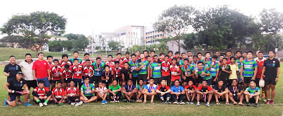 Results of the SRU-SCNRA U15 Zonal 15 A Side Tournament 2015