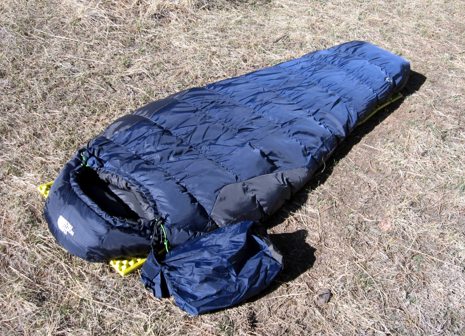 Gear Review The North Face Aleutian 3s Down 20 Degree Sleeping Bag